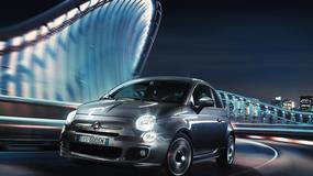 Fiat 500S na sportowo