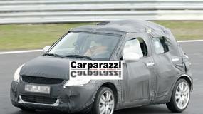 Zdjęcia szpiegowskie: nowy Suzuki Swift zadebiutuje we wrześniu 2010