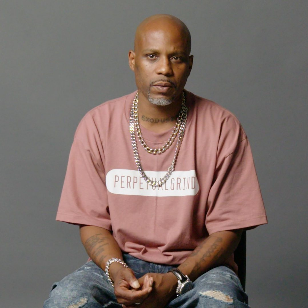 American rapper Earl Simmons also known as DMX [Instagram/DMX]