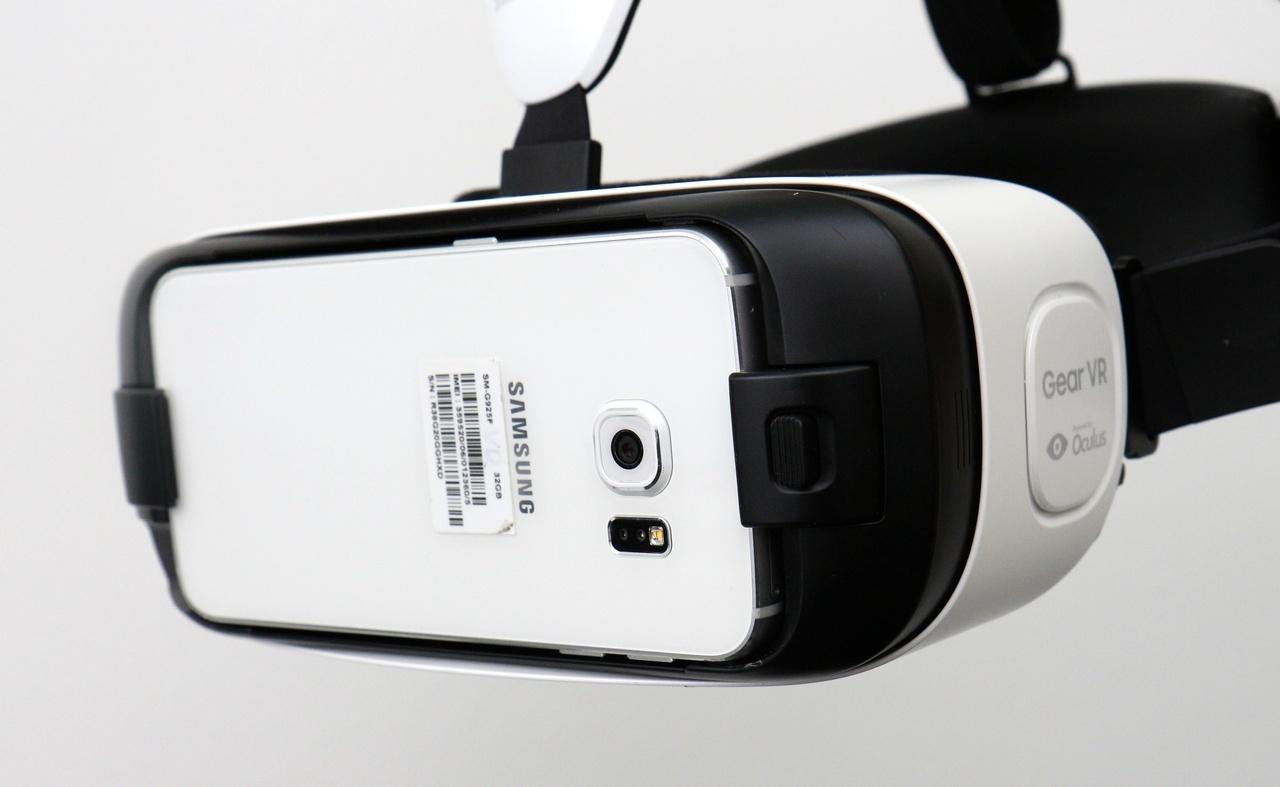 Cez prostredie Oculus Home si je možné zvoliť