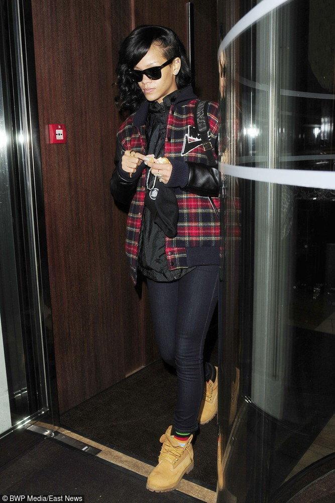 Timberland Rihanna