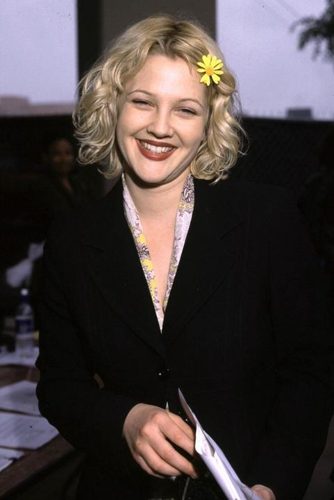 Drew Barrymore a halak jegyében született /Fotó: Profimedia