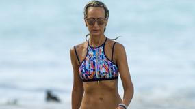 41-letnia Lady Victoria Hervey zachwyca figurą w bikini