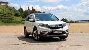 Honda CR-V 2.0 i-VTEC – możesz na niej polegać