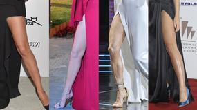 Efekt Jolie - polskie gwiazdki kuszą nogą