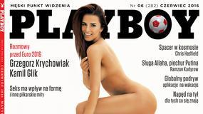 """Seksowna Matylda Wielgosz została Playmate Roku polskiego """"Playboya"""""""