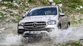 Mercedes GLE - wytycza nowe drogi