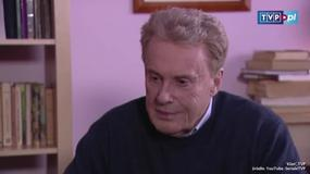 """Daniel Olbrychski żegna się z """"Klanem"""" - Flesz Filmowy"""
