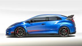 Honda Civic Type R Concept –rasowa nowość