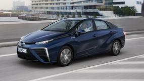 Toyota Mirai - woda zamiast spalin