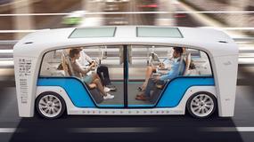 Rinspeed Snap – pojazd przyszłości na salonie w Genewie