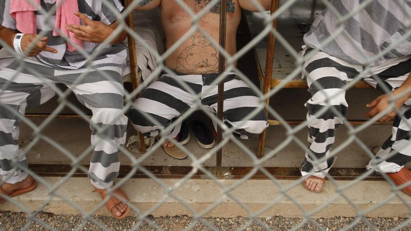 Więźniowew Maricopa, fot. Reuters
