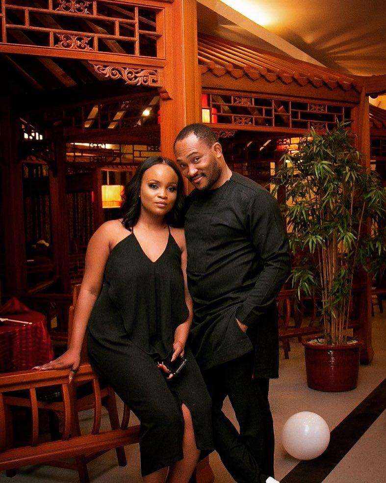 Blossom Chukwujekwu's marriage to Maureen Esisi reportedly crashes.[instagram/RedVigor]