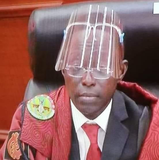 Clerk of Parliament, Cyril Kwabena Oteng Nsiah