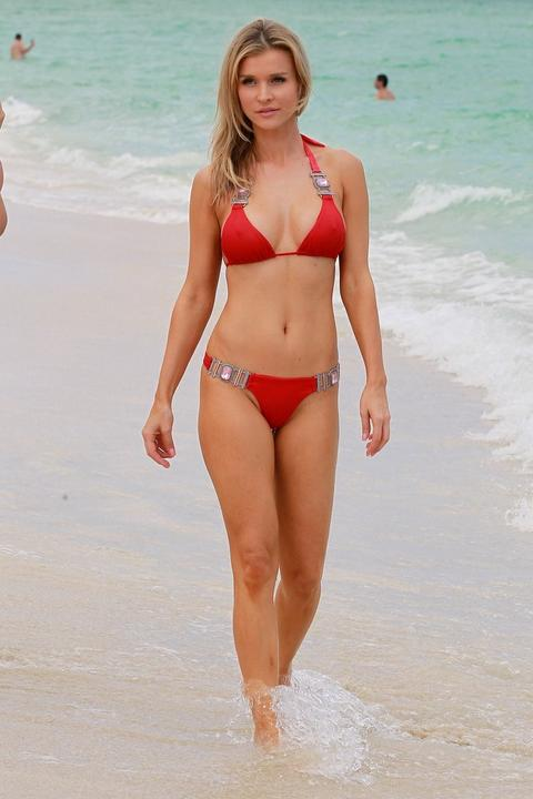Joanna Krupa w seksownym bikini - Facet Adrien Brody