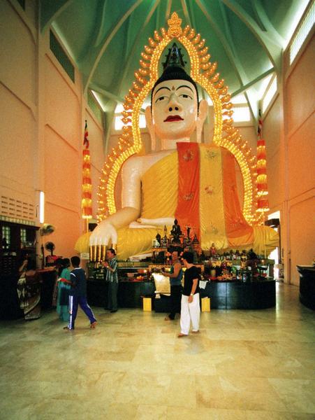 Singapur, buddyjska świątynia