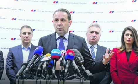 Jedini od sadašnjih koalicionih partnera dogovorio se o saradnji sa Vučićem