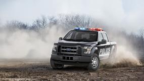 Specjalne auto do specjalnych zadań - policyjny Ford F-150