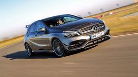 Mercedes-AMG A 45 4Matic - Czy mistrz został pokonany?