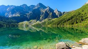"""""""The Wall Street Journal"""" uznał Morskie Oko jednym z piękniejszych jezior na świecie"""
