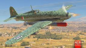 War Thunder - włoskie samoloty pojawiły się w grze