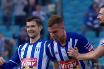 Wisła P. - Wisła K. (1:1): To się nazywa przełamanie! Uryga z drugim golem w Ekstraklasie!