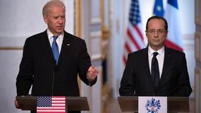 Joe Biden, wiceprezydent Stanów Zjednoczonych, zapłacił za noc w paryskim hotelu 585 tys. dolarów
