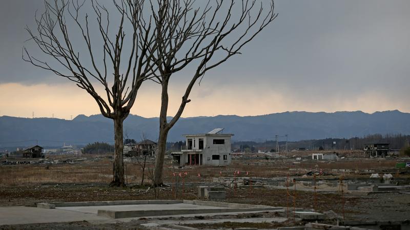 A szellemvárossá vált Fukushima /Fotók: Europress-Getty Images