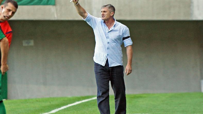 Az 1998-as világbajnoki  bronzérmes  horvát válogatott tagja, Robert Jarni szerint a focistáik  azért is sikeresek, mert minden körülmények között  nyerni akarnak/ Fotó: puskasakademia.hu / Hubeke Norbert