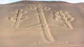 Nazca: lądowisko kosmitów?