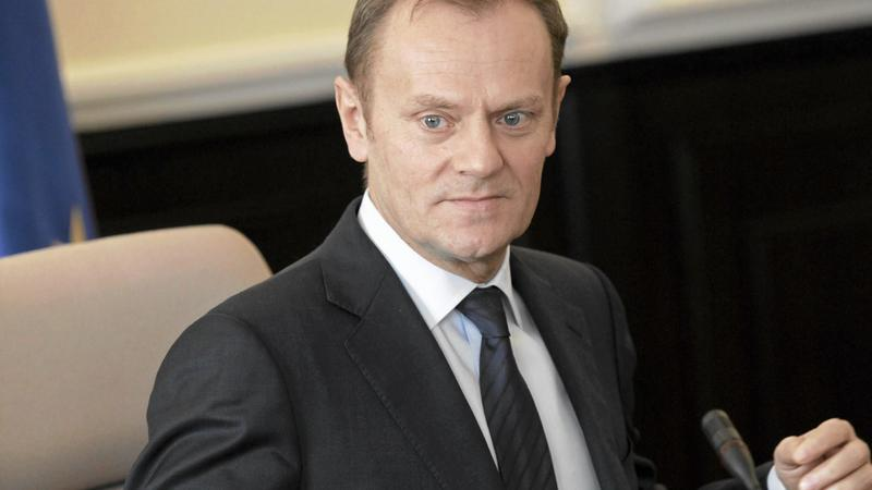 Donald Tusk, fot. Franciszek Mazur / Agencja Gazeta