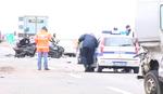 UDES NA AUTOPUTU Poginula žena, povređena dva muškarca