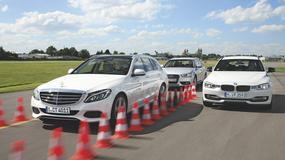 Porównanie w klasie premium: Audi A4 Avant, BMW 320d Touring, Mercedes klasy C kombi