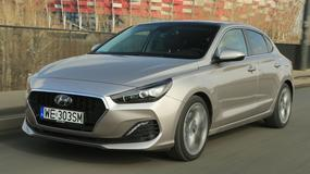 Hyundai i30 Fastback 1.4 T-GDI DCT - kompakt z ambicjami do klasy premium