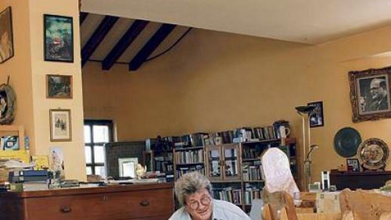 Maros Gábor kénytelen eladni otthonát