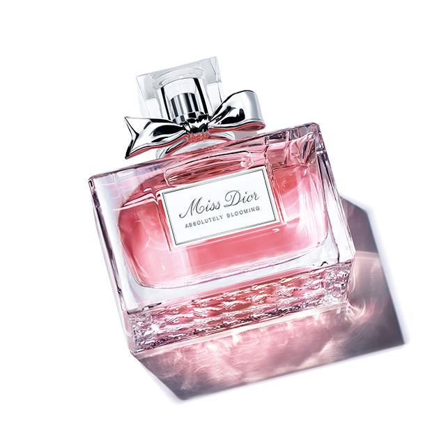 Natalie Portman w kampanii perfum Diora