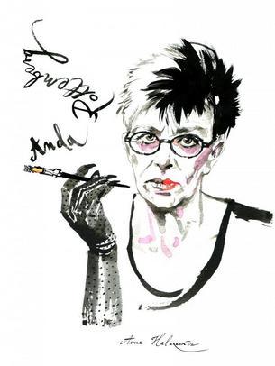 Anda Rottenberg: Władza (nie)absolutna