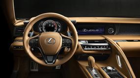 Lexus LC 500: dwie nagrody na salonie w Detroit