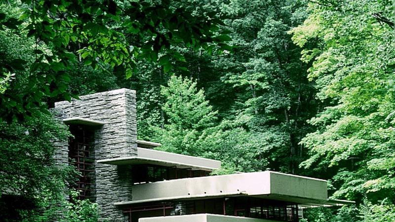 Fallingwater (Mill Run, USA)