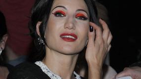 Justyna Steczkowska - w stylu guwernantki