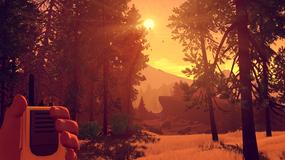 Firewatch - ambitna gra niezależna zgarnia wysokie oceny