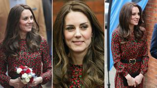 Best Look: Kate Middleton w sukience Vanessa Seward