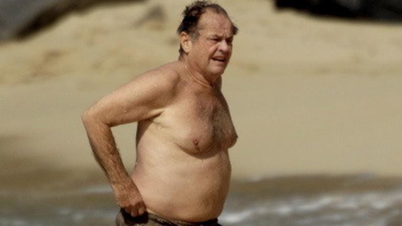 Jack Nicholson 136 kilót nyom /Fotó: Profimedia-Reddot