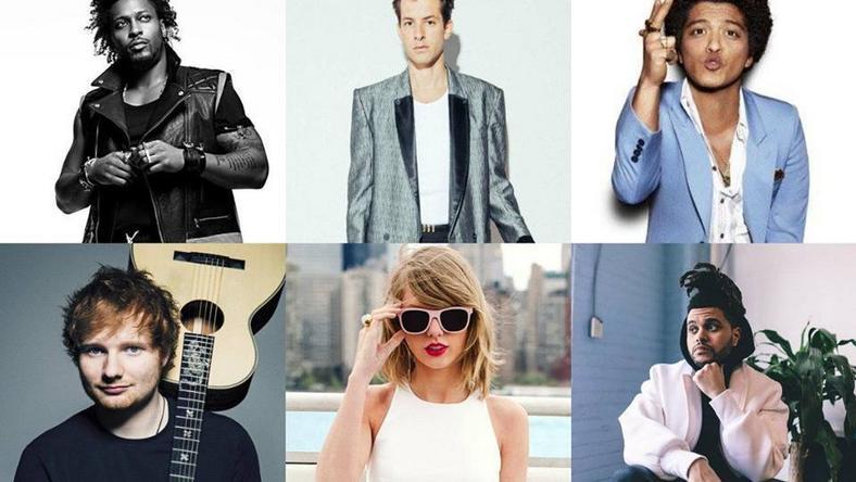 Ők esélyesek az Év Lemezének járó Grammy díjra / Fotó: Facebook