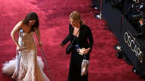 Oscary 2013: Kristen Stewart o kulach na czerwonym dywanie