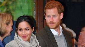 Książę Harry i Meghan Markle zadali szyku w radiu. Aż trudno oderwać od nich wzrok