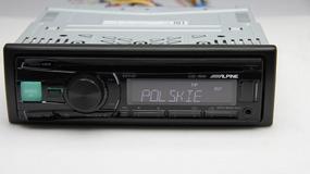 Alpine CDE-180R: test