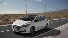 Elektryczny Nissan Leaf 2. generacji: znamy ceny i wyposażenie