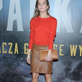 """Na premierze """"Hiszpanki"""" błyszczały dwie aktorki. Kamilla Baar i Magdalena Boczarska wyglądały pięknie"""