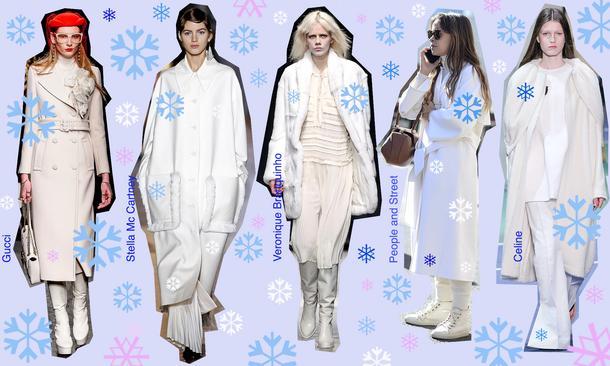 #RadzikowskaRadzi: Zima jest biała